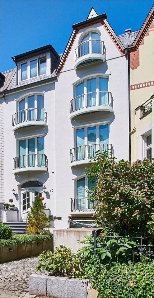 Saniertes Stadthaus in Hamburg kaufen