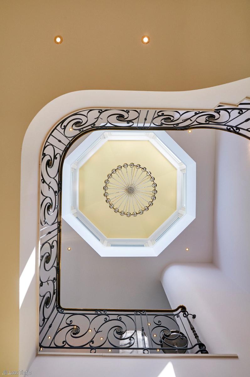 wundervolles Treppenhaus in Stadthaus, kaufen