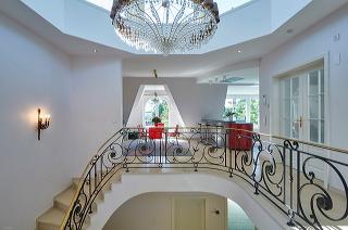 luxuriöses Penthouse in Hamburg