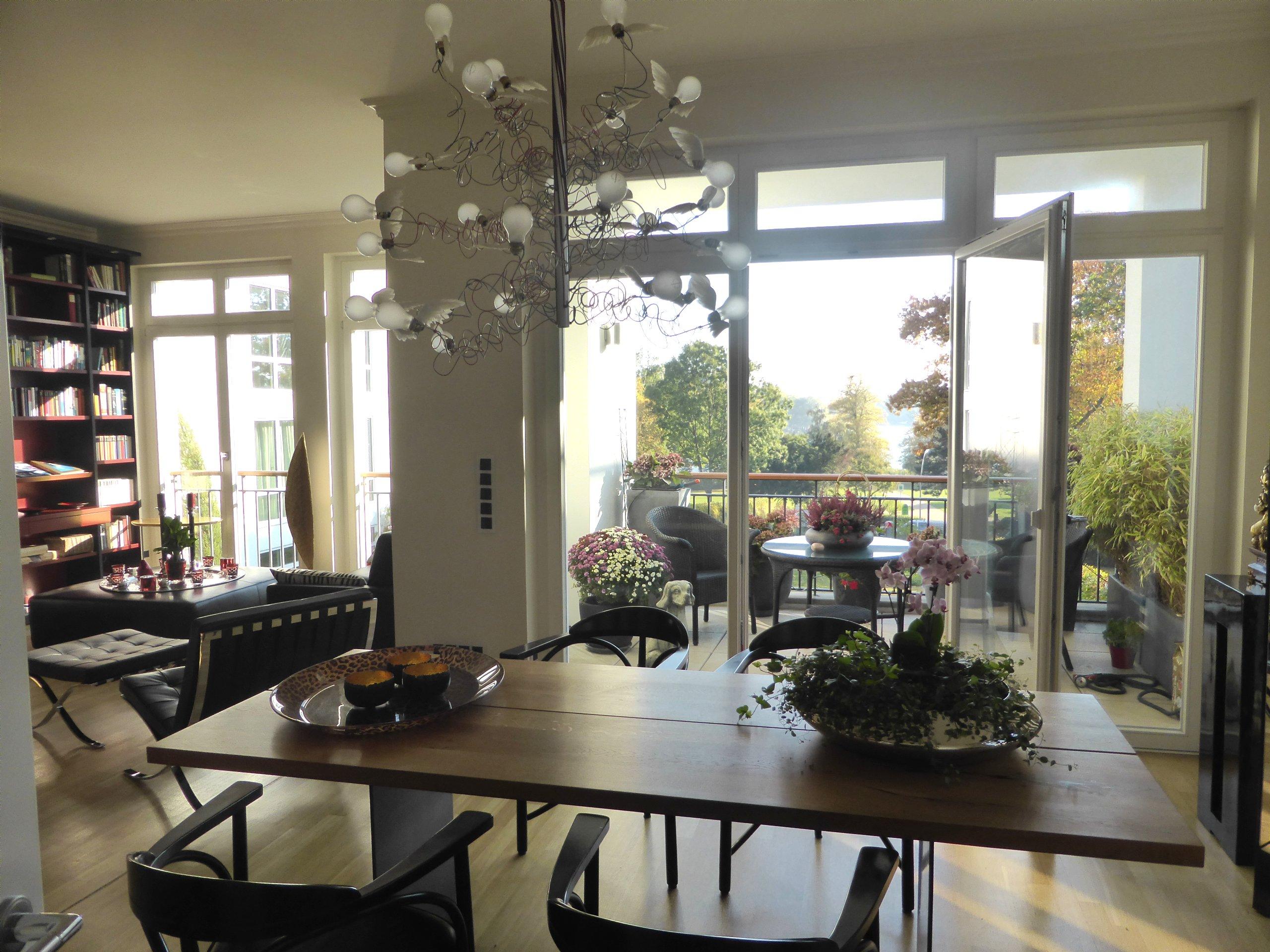 Luxuriöse Eigentumswohnung mit Alsterblick kaufen