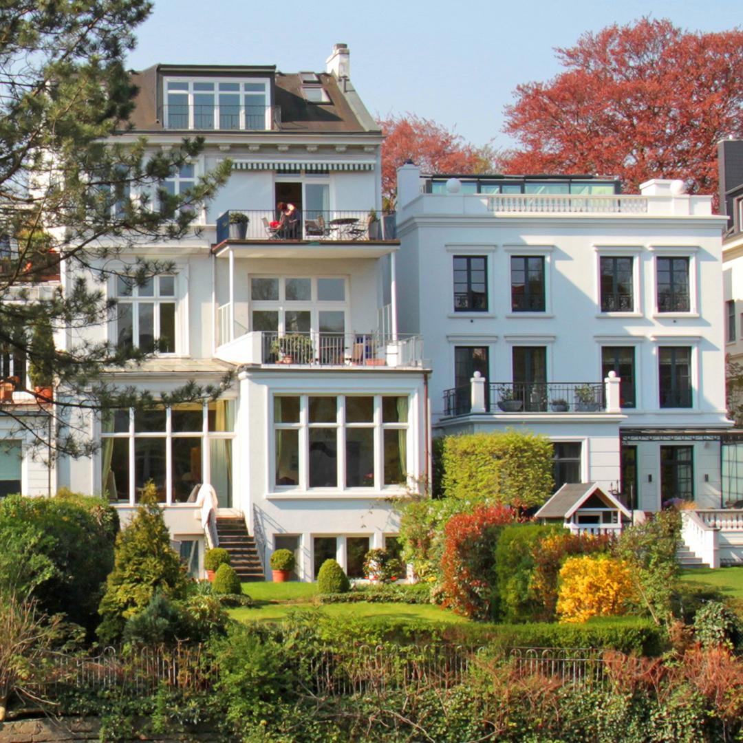 Makler für individuelle stilvolle Immobilien für höchste Ansprüche